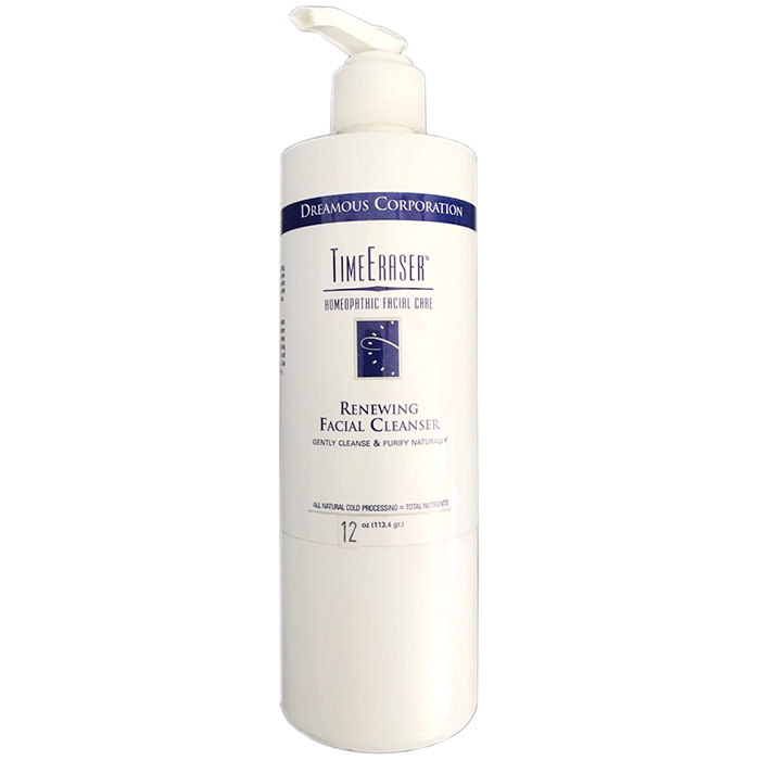 Dreamous Time Eraser Renewing Facial Cleanser, 4 oz