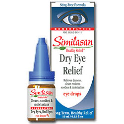 Dry Eye Relief Eye Drops (for Dry & Red Eyes) .33 fl oz from Similasan