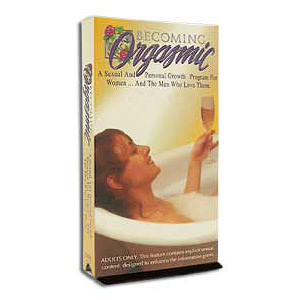 (DVD) Specialty Collection, Becoming Orgasmic, 83 mins, Sinclair Institute