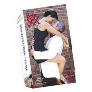 (DVD) Better Sex for a Lifetime, Volume 1, 88 mins, Sinclair Institute