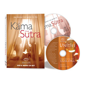 (DVD) Specialty Collection, The Better Sex Guide to Kama Sutra, 60 mins, Sinclair Institute