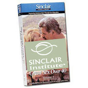 (DVD) Couples Guide to Great Sex Over 40, Volume 1, 60 mins, Sinclair Institute