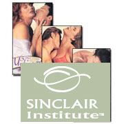 (DVD) Discovering Unforgettable Sex Series, 3 Titles on One DVD, 210 mins, Sinclair Institute