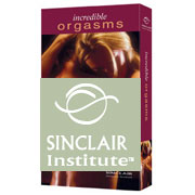 (DVD) Specialty Collection, Incredible Orgasms, 60 mins, Sinclair Institute