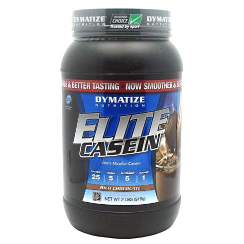 Dymatize Nutrition Elite Casein, 2 lb