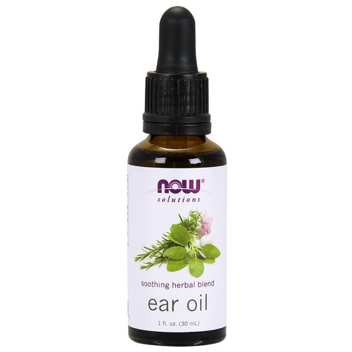 Ear Oil 1/2 oz, NOW Foods