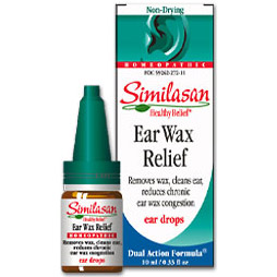 Ear Wax Relief Ear Drops .33 fl oz from Similasan