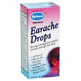 Earache Drops for Adults .33 fl oz from Hylands (Hyland's)
