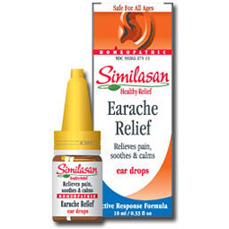 Earache Relief Ear Drops .33 fl oz from Similasan