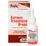 Earwax Treatment Drops, 0.5 oz, Watson Rugby