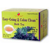 Easy-Going & Colon Clean Herb Tea, 20 Bags, Health King Herbal Tea