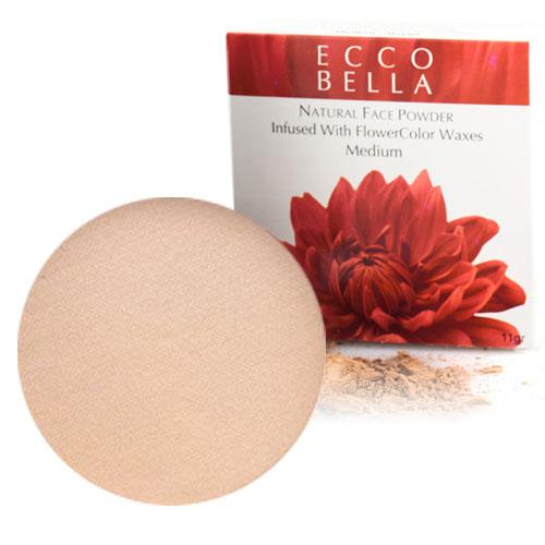Ecco Bella FlowerColor Face Powder - Light, 0.38 oz