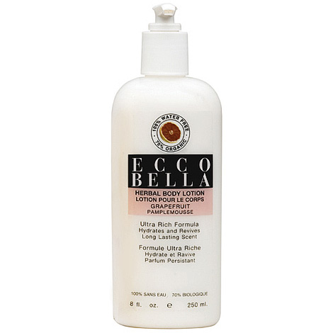 Ecco Bella Herbal Body Lotion Grapefruit 8.5 oz - CLICK HERE TO LEARN MORE