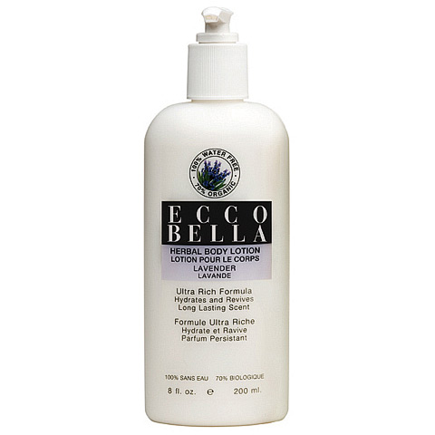 Ecco Bella Herbal Body Lotion Lavender 8.5 oz - CLICK HERE TO LEARN MORE