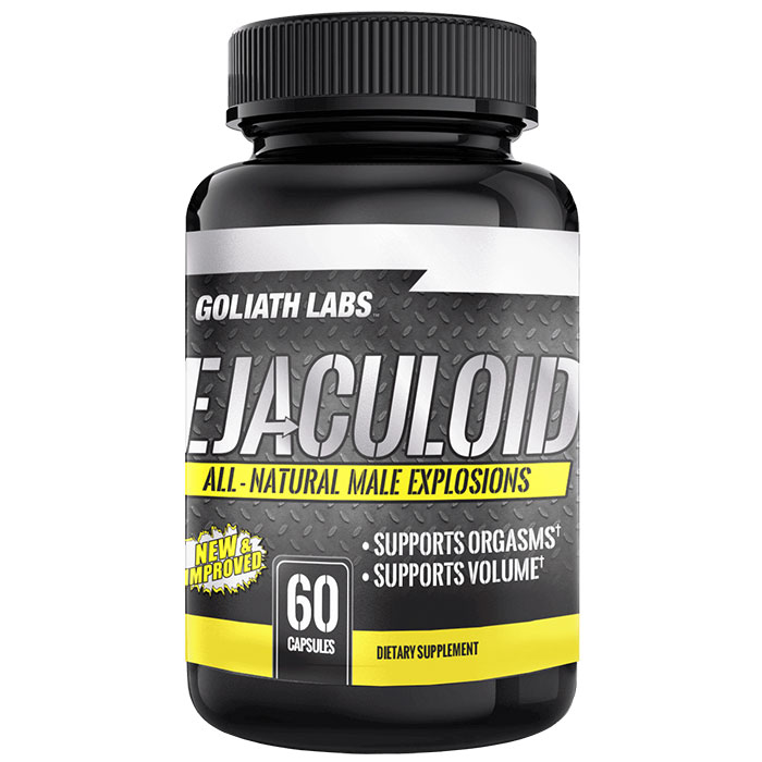Ejaculoid, Natural Male Explosion, 60 capsules from Goliath Labs