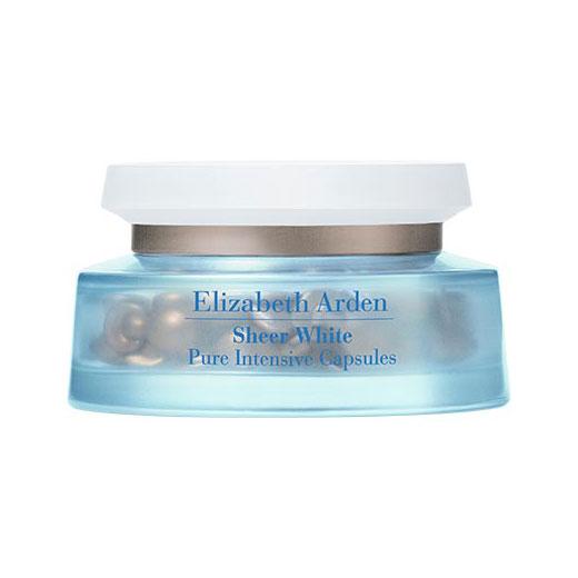 Elizabeth Arden Sheer White Pure Intensive Capsules, 50 Capsules