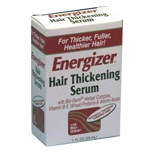 Energizer Hair Thickening Serum, 1 oz, Hobe Labs