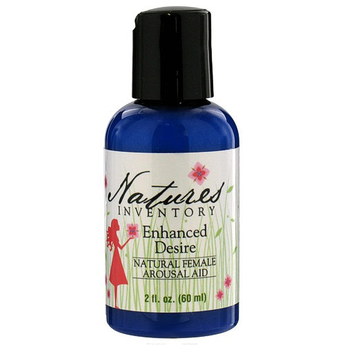 Enhanced Desire for Women, 2 oz, Natures Inventory