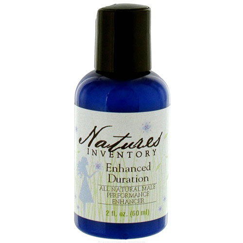 Enhanced Duration for Men, 2 oz, Natures Inventory