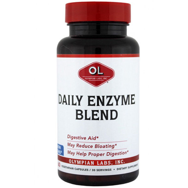 Enzyme Blend OL 767, 60 Capsules, Olympian Labs