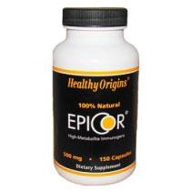EpiCor 500 mg, 150 Capsules, Healthy Origins