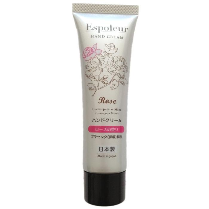 Espoleur Hand Cream - Rose, 50 g, Daiso Japan