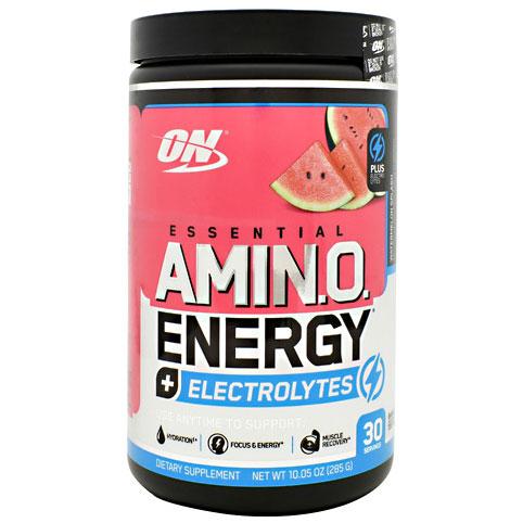 Essential Amino Energy + Electrolytes, 30 Servings, Optimum Nutrition