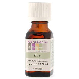 Essential Oil Bay (pimenta racemosa) .5 fl oz from Aura Cacia