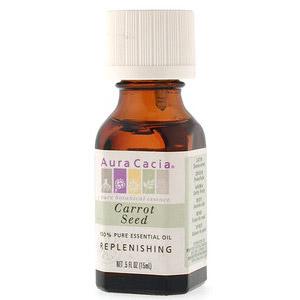 Essential Oil Carrot Seed (daucus carota) .5 fl oz from Aura Cacia