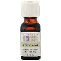 Essential Oil Fennel (leoniculum vulgare) .5 fl oz from Aura Cacia