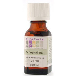 Essential Oil Grapefruit (citrus paradis) .5 fl oz from Aura Cacia