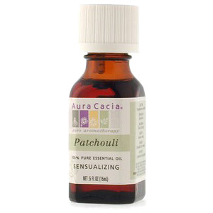 Essential Oil Patchouli (pogostemon cabin) .5 fl oz from Aura Cacia