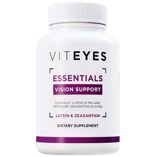 Essentials Vision Support, with Lutein & Zeaxanthin, 30 Capsules, Viteyes