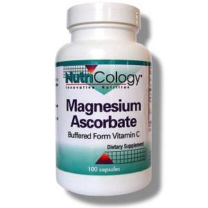 Ester-C Magnesium 100 caps from NutriCology