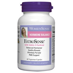 EstroSense WomenSense, 120 Veggie Caps, Natural Factors
