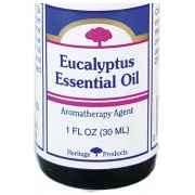 Eucalyptus Essential Oil, 1 oz, Heritage Products