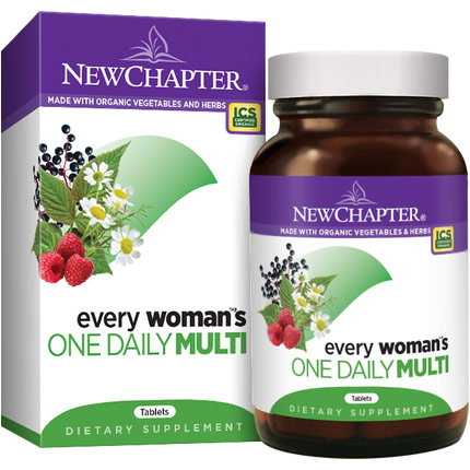 Every Womans One Daily, 72 Tablets, New Chapter