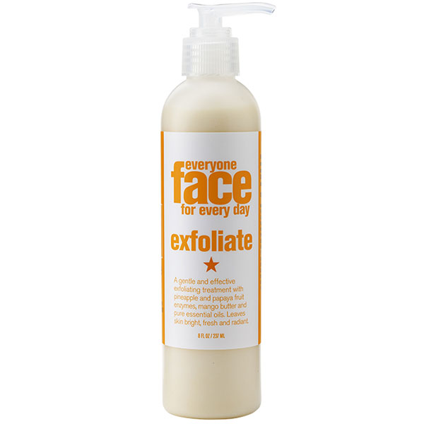 EO Products Everyone Face - Exfoliate, Gentle Treatment, 8 oz