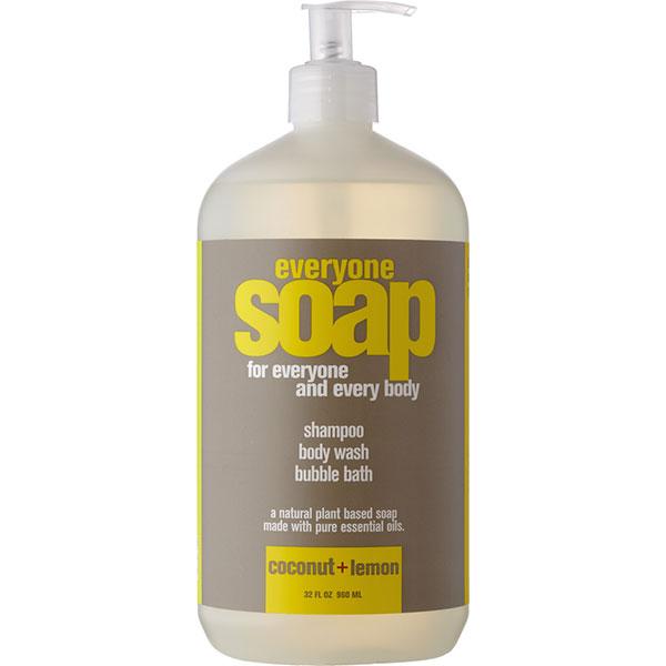 EO Products Everyone Liquid Soap - Coconut Lemon, 32 oz