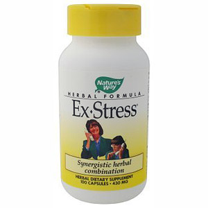 Ex-Stress Formula 100 caps from Natures Way