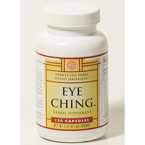Eye Ching, Eye Health Formula, 120 Capsules, OHCO (Oriental Herb Company)