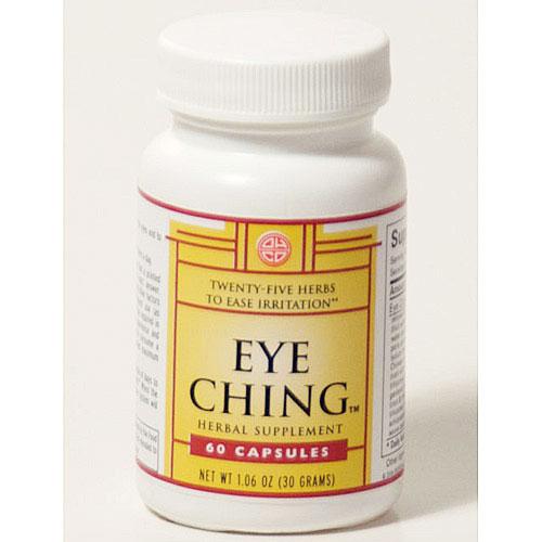 Eye Ching, Eye Health Formula, 60 Capsules, OHCO (Oriental Herb Company)