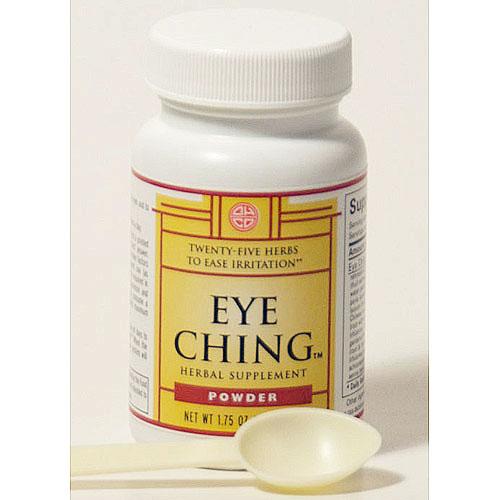 Eye Ching Powder, Eye Health Formula, 50 g, OHCO (Oriental Herb Company)