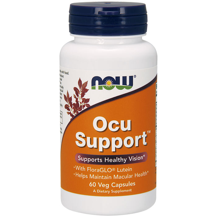 Eye Support, Dr. Balch Recommended, 60 Caps, NOW Foods