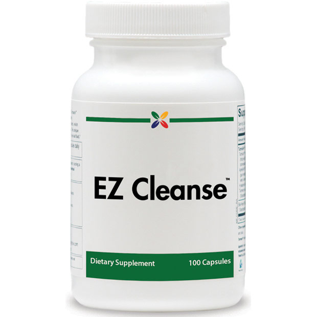 EZ Cleanse, Constipation Relief & Colon Support, 100 Capsules, Stop Aging Now