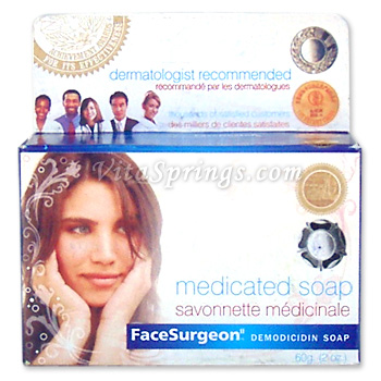 Face Surgeon II Soap Medicated 2 oz, China Mystique Face Doctor