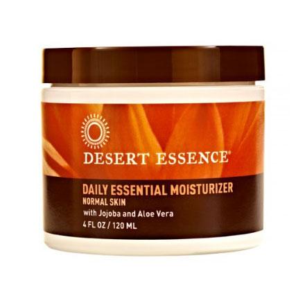 Daily Essential Moisturizer, 4 oz, Desert Essence