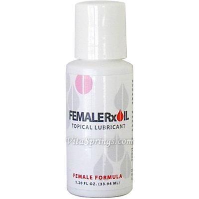 Female Rx Oil - Female Sexual Lube, Female Enhancement