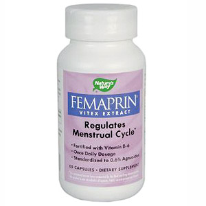 Femaprin with Vitex Extract 60 caps from Natures Way