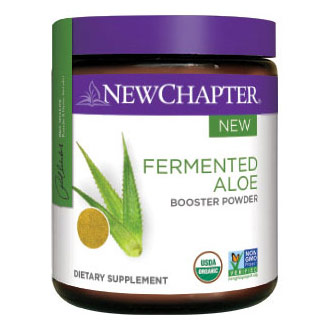 Fermented Aloe Booster Powder, 54 gm, New Chapter